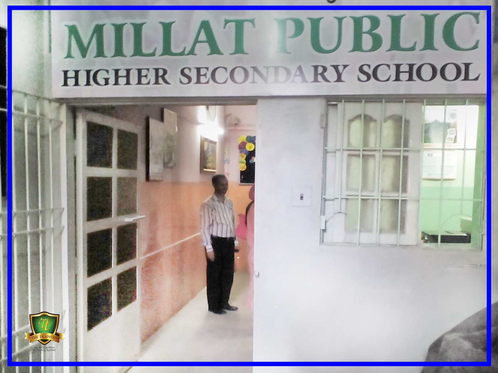 Millat Higher Secondary School